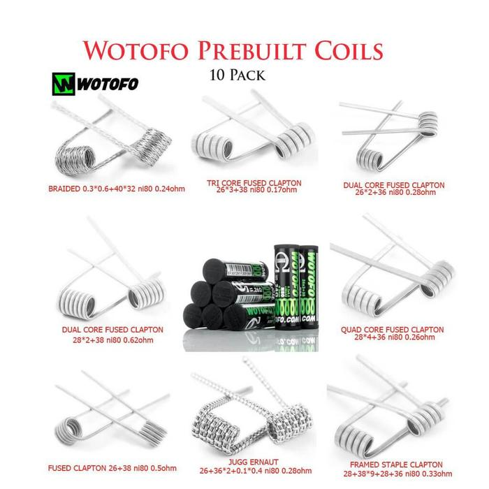 This image has an empty alt attribute; its file name is wotofo_prebuilt_coils_1_700x700.jpg
